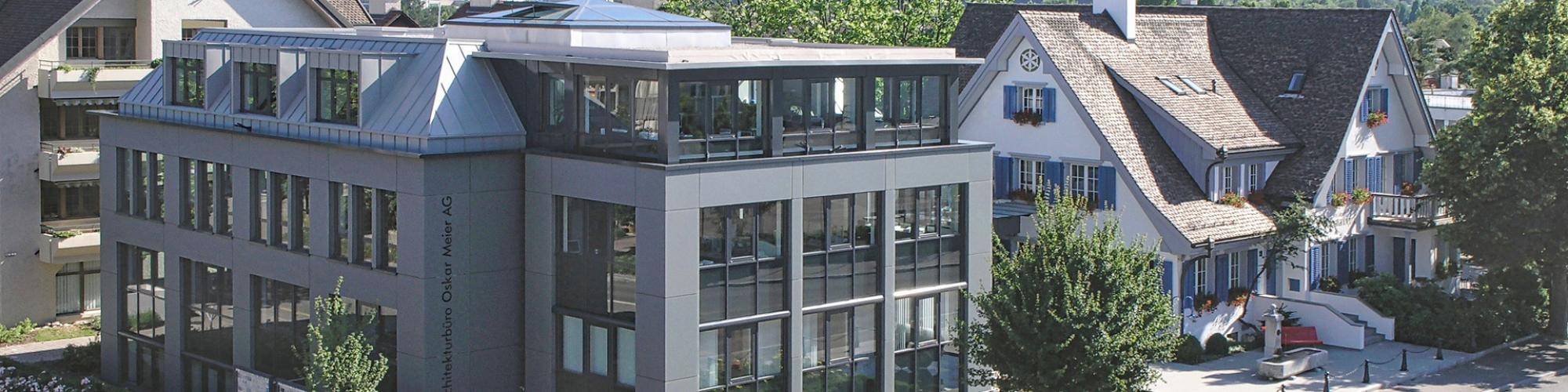 Architekturbüro Oskar Meier AG