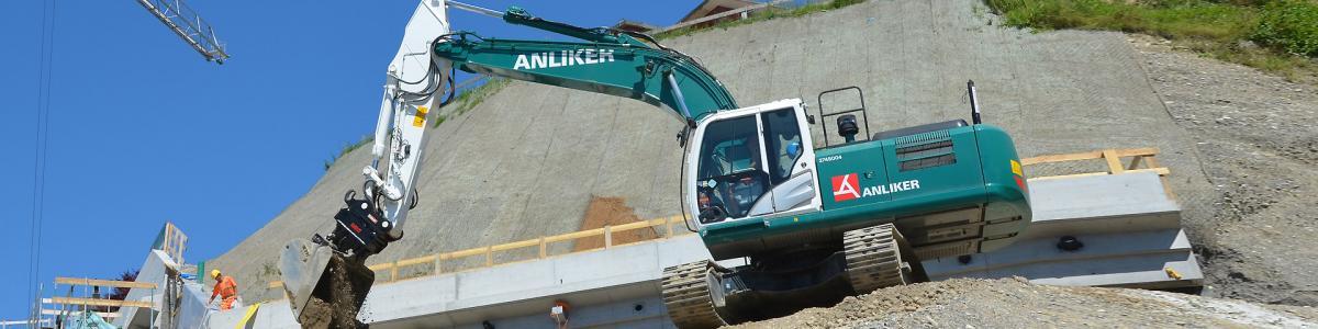 Anliker AG Bauunternehmung cover